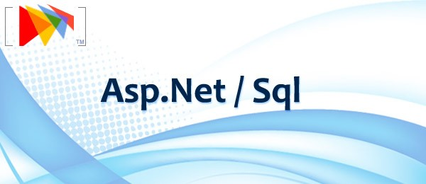Asp.Net/ Sql